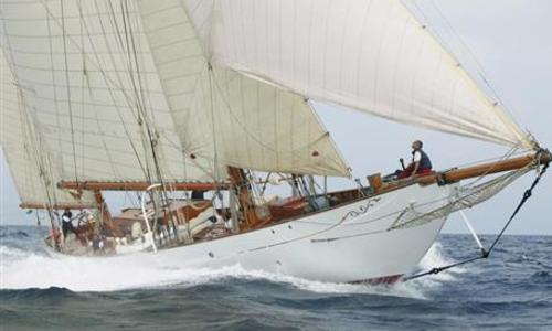 Image of Alfred Mylne Gaff Ketch for sale in France for €3,500,000 (£3,121,238) France