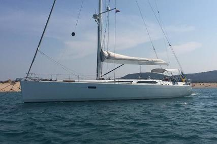 Baltic 56 for sale in Spain for €625,000 (£555,679)