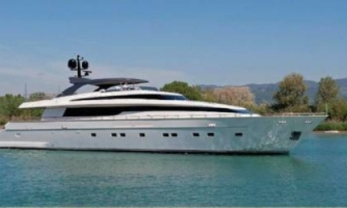 Image of Sanlorenzo 108 for sale in Spain for €6,950,000 (£6,240,628) Spain