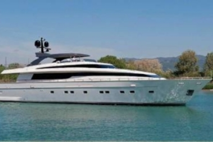 Sanlorenzo 108 for sale in Spain for €6,950,000 (£6,129,180)