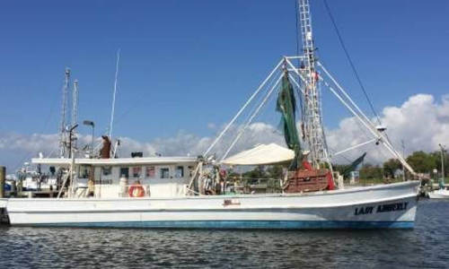 Image of Biloxi Lugger Shrimp boat for sale in United States of America for $32,900 (£24,870) Pass Christian, Mississippi, United States of America