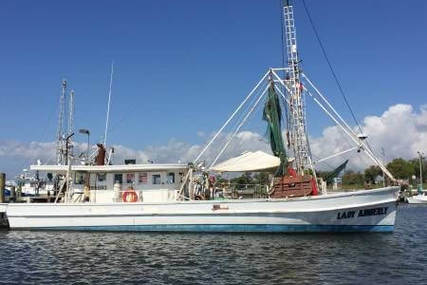 Biloxi Lugger Shrimp boat for sale in United States of America for $32,900 (£24,993)