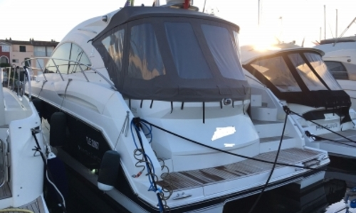 Image of Beneteau Monte Carlo 42 Hard Top for sale in France for €209,000 (£182,927) GRIMAUD, France