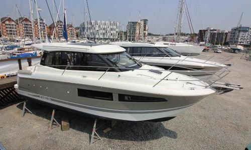 Image of Jeanneau NC 9 for sale in United Kingdom for £119,950 Ipswich, United Kingdom