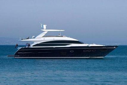 Princess 82 for sale in Italy for €2,950,000 (£2,631,532)