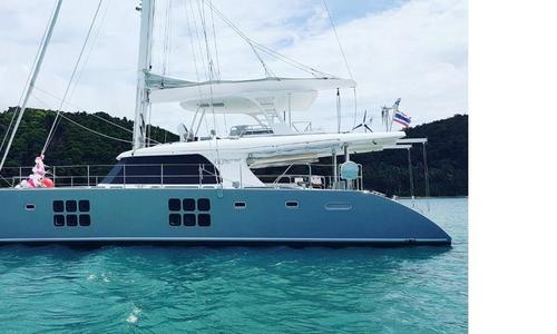 Image of Sunreef Yachts  60 Sailing for sale in Thailand for €1,490,000 (£1,315,615) Thailand