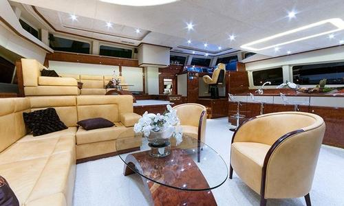 Image of Sunreef Yachts 82 Sailing for sale in Thailand for €3,850,000 (£3,399,408) Thailand