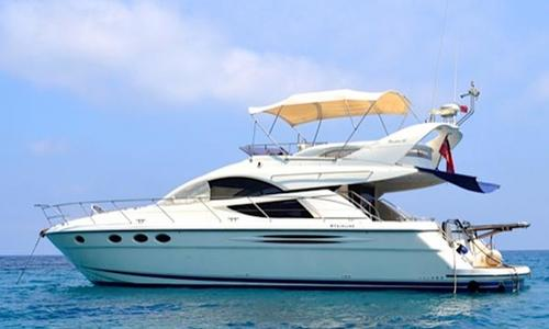 Image of Fairline Phantom 46 for sale in Malta for €180,000 (£158,470) Malta