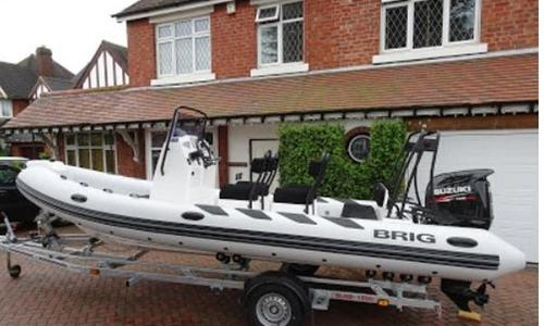 Image of Brig Navigator 610 for sale in United Kingdom for £29,950 Southampton, United Kingdom