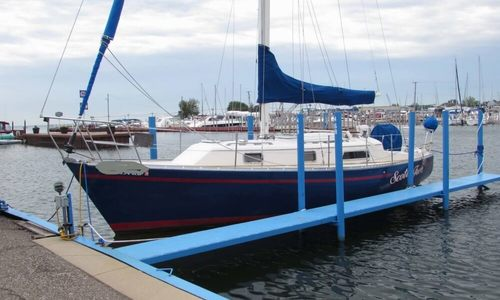 Image of Irwin Yachts 31 Citation for sale in United States of America for $11,000 (£7,807) St Clair Shore, Michigan, United States of America