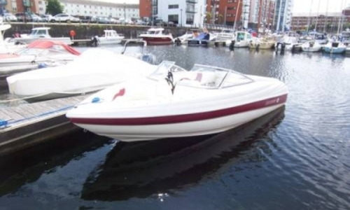 Image of Rinker 182 BOW RIDER for sale in United Kingdom for £8,950 SWANSEA, United Kingdom