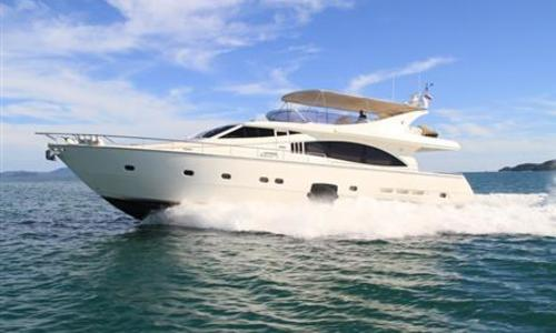 Image of Ferretti 731 for sale in Singapore for $1,450,000 (£1,036,803) Singapore