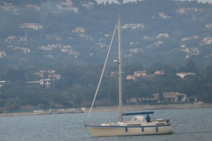Moody 40 for sale in France for €35,000 (£31,004)