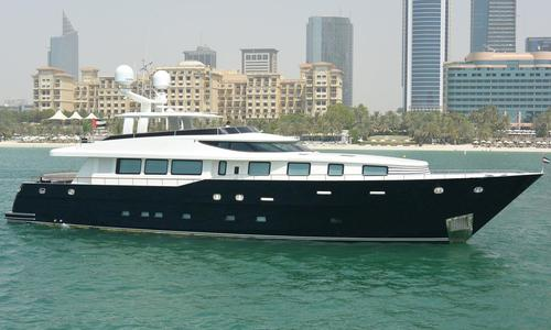 Image of 105ft Dubois, M/Y G for sale in United Arab Emirates for $6,247,000 (£4,454,157) Dubai, , United Arab Emirates