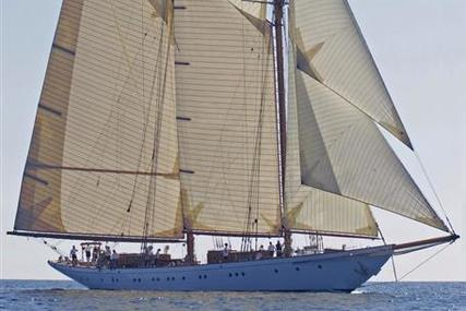 Cox & Stevens Gaff Schooner for sale in Italy for P.O.A.
