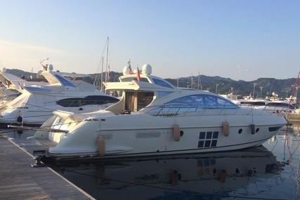 Azimut 62 S for sale in Italy for €670,000 (£597,579)