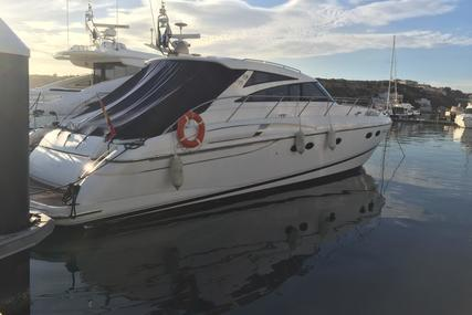 Princess V58 for sale in Spain for €339,995 (£297,128)
