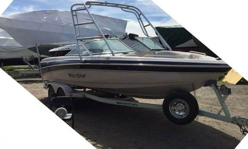 Image of Mastercraft 230 Maristar for sale in United States of America for $18,500 (£13,902) Bethany, Connecticut, United States of America