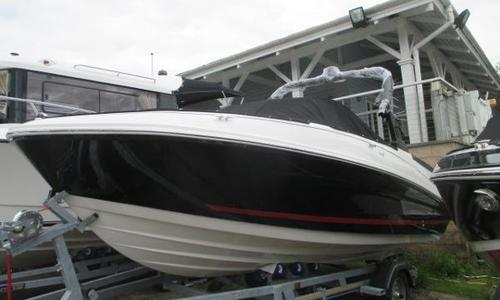 Image of Bayliner VR5 Bowrider for sale in United Kingdom for £30,295 Balloch, United Kingdom