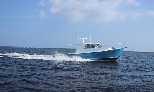 Image of Crusader 34 Express Fisherman for sale in United States of America for $80,500 (£60,612) Nokomis, Florida, United States of America