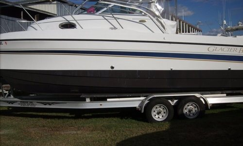 Image of Glacier Bay 2670 Island Runner for sale in United States of America for $122,300 (£90,289) Panama City, Florida, United States of America