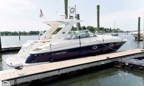 Image of Monterey 350 Sportyacht for sale in United States of America for $129,900 (£102,275) New Haven, Connecticut, United States of America