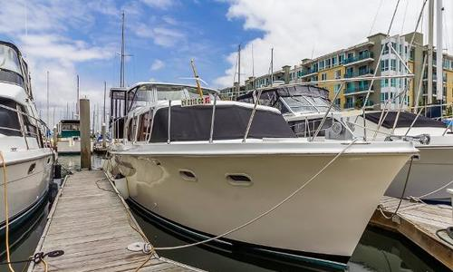 Image of Hatteras 41 Double Cabin for sale in United States of America for $79,000 (£56,488) Marina del Rey, CA, United States of America