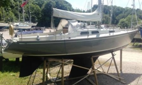 Image of SAGITTA BOATS SAGITTA 35 for sale in United Kingdom for £24,950 DARTMOUTH, United Kingdom
