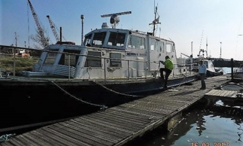 Image of BLACKMORE BIDFORD SURVEY VESSEL for sale in United Kingdom for £37,500 QUEENBOROUGH, United Kingdom