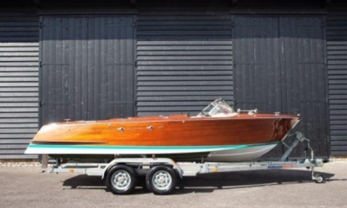 Image of Williams 20 TAHOE for sale in United Kingdom for £74,950 DARTFORD, United Kingdom