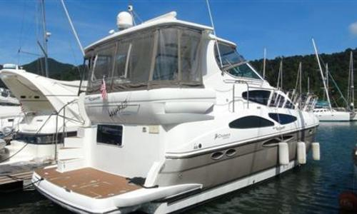 Image of Cruisers Yachts 415 Express Motor Yacht for sale in Malaysia for $275,000 (£196,635) Langkawi, , Malaysia