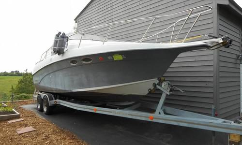 Image of Crownline 250 CR for sale in United States of America for $15,000 (£10,695) Hudson, Wisconsin, United States of America