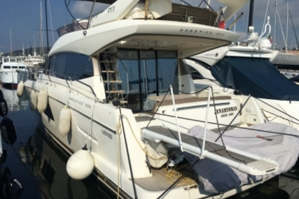 Prestige 500 for sale in France for €425,000 (£373,347)