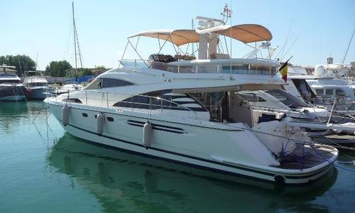 Image of Fairline Squadron 58 for sale in Italy for €340,000 (£298,397) Pisa, Italy