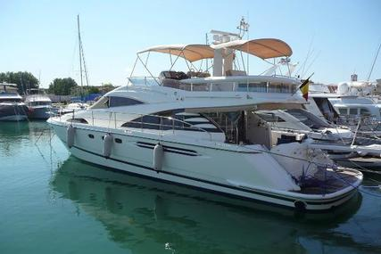 Fairline Squadron 58 for sale in Italy for €360,000 (£317,376)