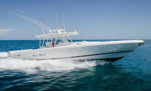 Image of Intrepid 475 Panacea for sale in Bahamas for $669,000 (£476,863) Nassau, Bahamas