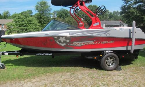 Image of Nautique Sport  200 for sale in United States of America for $72,000 (£56,688) Clayton, North Carolina, United States of America