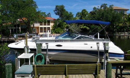 Image of Chaparral 233 Sunesta for sale in United States of America for $12,800 (£9,739) Palmetto, Florida, United States of America