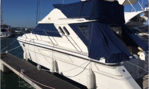 Image of Fairline Corsica 35 for sale in Portugal for €61,500 (£54,479) LISBON, Portugal