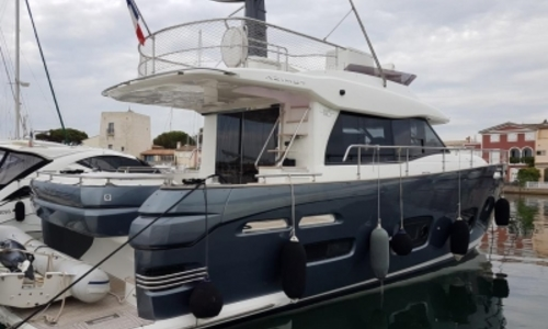 Image of Azimut Magellano 50 for sale in France for €700,000 (£620,089) LES MARINES DE COGOLIN, France