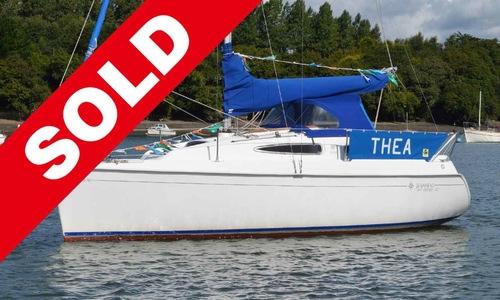 Image of Jeanneau Sun Odyssey 24.2 for sale in United Kingdom for £13,950 Dartmouth, United Kingdom