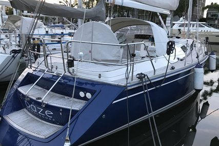 Comfortina 42 for sale in Netherlands for €184,500 (£160,727)