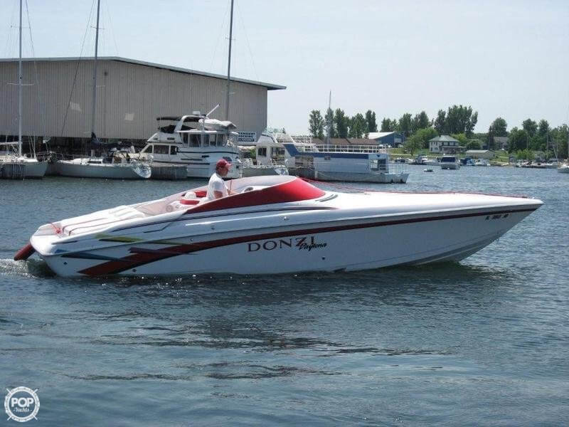 Donzi For Sale >> Donzi Boats For Sale