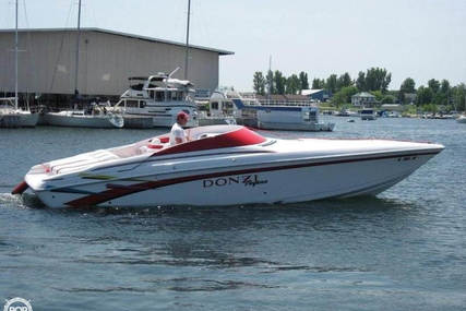 Donzi 33ZX Daytona for sale in United States of America for $77,800 (£55,554)