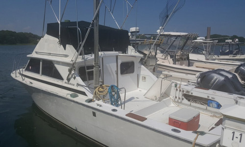 Image of Bertram 28 for sale in United States of America for $7,500 (£5,698) Neptune, New Jersey, United States of America