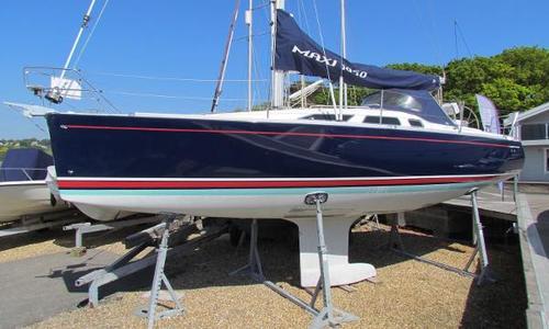 Image of Maxi 1050 for sale in United Kingdom for £84,950 Poole, United Kingdom