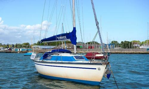 Image of Dufour 1800 for sale in United Kingdom for £7,500 Poole, United Kingdom