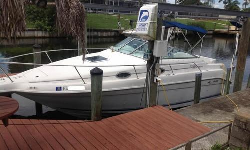 Image of Sea Ray 250 Sundancer for sale in United States of America for $14,500 (£10,323) Cape Coral, Florida, United States of America