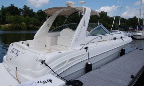 Image of Sea Ray 340 Sundancer for sale in United States of America for $49,500 (£35,502) Leesville, South Carolina, United States of America