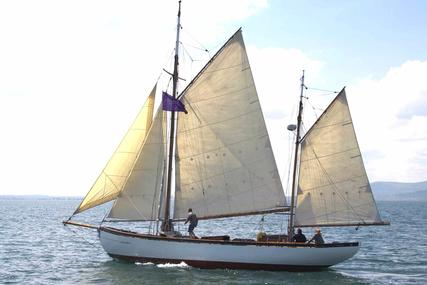 Classic Dickies of Tarbet Gaff Ketch for sale in Ireland for £85,000